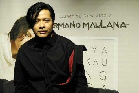 Kisah Bens Leo 'Temukan' Armand Maulana