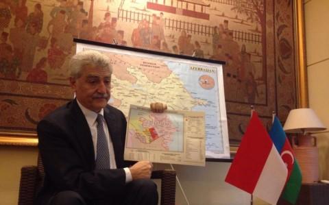 Dubes Azerbaijan: Tarik Keluar Tentara Armenia!