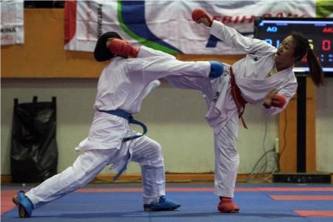 Karateka Sulsel Diagendakan Uji Coba ke Vietnam
