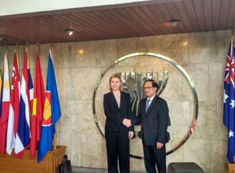 Integrasi Regional ASEAN dan Uni Eropa