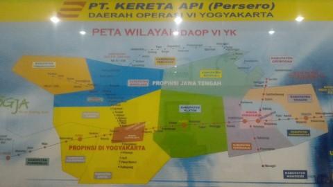 Akan Dibangun Stasiun di Kompleks Bandara Kulon Progo