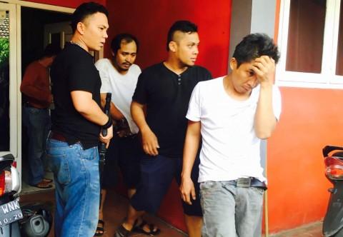 Polisi Temukan 3 Orang Teler Saat Gerebek Rumah