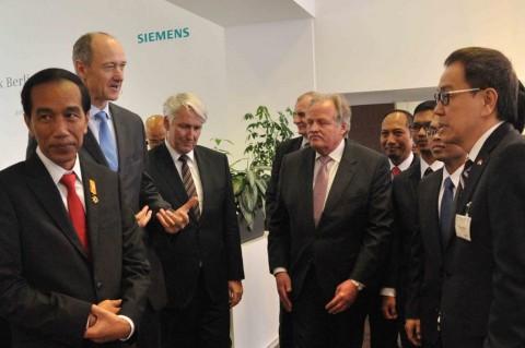Presiden Minta Politeknik Indonesia Bisa Mencontoh Jerman