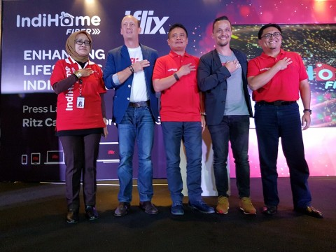 Resmi Masuk Indonesia, Iflix Siap Saingi Netflix dan Hooq