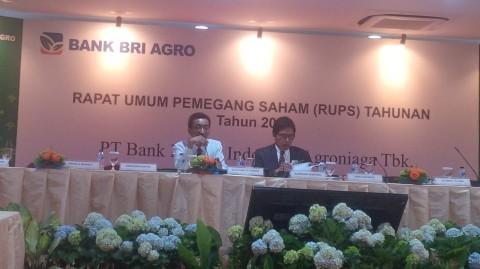 BRI Agro Bagi Untung Rp15,62 Miliar ke Investor