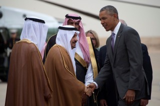 Raja Arab Saudi Abaikan Kedatangan Obama