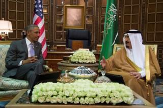 Gedung Putih Bantah Hubungan dengan Arab Saudi Memburuk