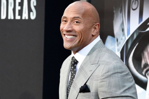 Dwayne Johnson Bintangi Remake Film Jumanji