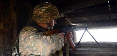 Azerbaijan Serang Armenia, Dua Tentara Tewas