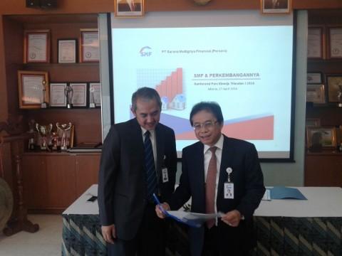 Kuartal I-2016, SMF Salurkan Pinjaman Rp1,19 Triliun