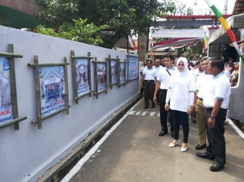 Kampung Anti-Narkoba Pertama di Jateng Diresmikan