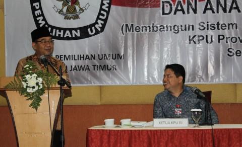 KPU Jatim Rugikan Negara 3%, BPK: Masih Layak Dapat WTP