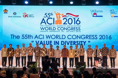 Jusuf Kalla Buka ACI-FMA World Congress