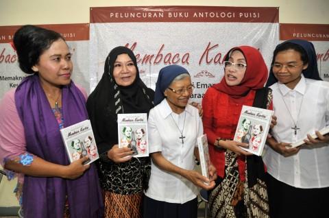 Peluncuran Buku Antologi Puisi