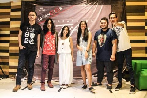 Barasuara Bawakan Lagu Baru di Taifun Tour 2016