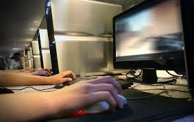 The Fall and Rise of Internet Cafes