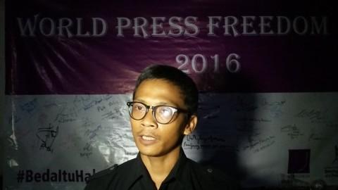 AJI Yogya Adukan Pembubaran Paksa Diskusi ke Komnas HAM