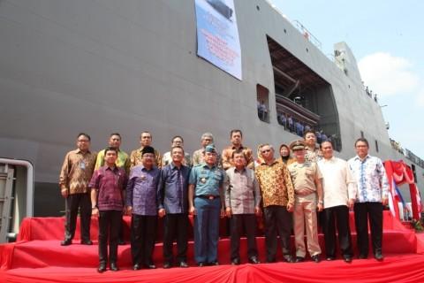 JK Bangga Kapal Perang Pesanan Filipina Siap Tepat Waktu