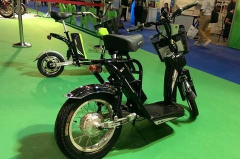Mahasiswa UNY Kembangkan Sepeda Listrik Berbasis Android