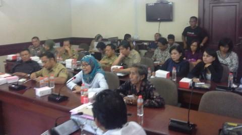DPRD Surabaya Kecele Pengakuan Perwakilan PT Jayanata