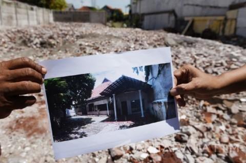 Pembangunan Rumah Jejak Bung Tomo Butuh Batu Bata Besar