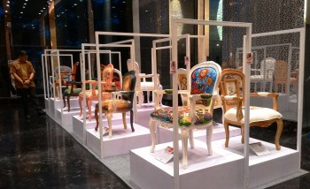 Chairity Indonesia 2016 Arts and Design Againts Cancer Tuai Apresiasi Tokoh Nasional