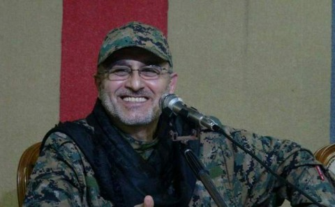 Ribuan Orang Hadiri Pemakaman Komandan Senior Hizbullah