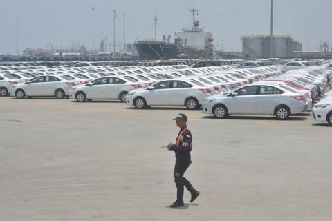 Indonesia Banyak Ekspor Kendaraan ke Pasar Timur Tengah