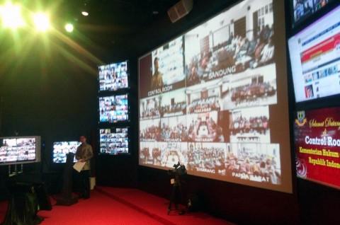 Menteri Yuddy Minta Pegawai Kemenkumham Melayani Masyarakat