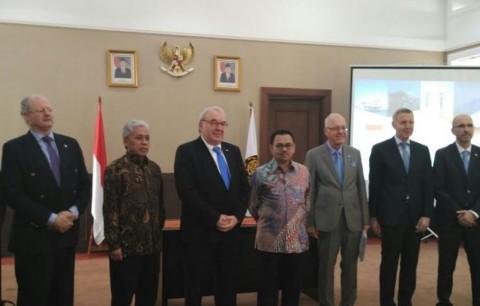 Indonesia-Jerman Teken Deklarasi Kembangkan Energi Baru Terbarukan