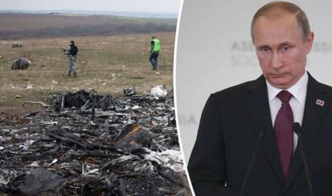 Keluarga Penumpang MH17 Tuntut Kompensasi dari Presiden Rusia