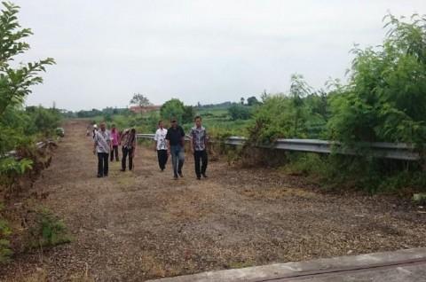Bupati Tegaskan Jalan Lingkar Utara Kudus Rampung Tahun Ini