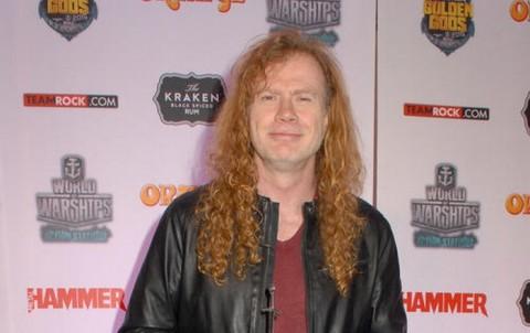 Mantan Drummer Meninggal, Megadeth Siapkan Konser Amal