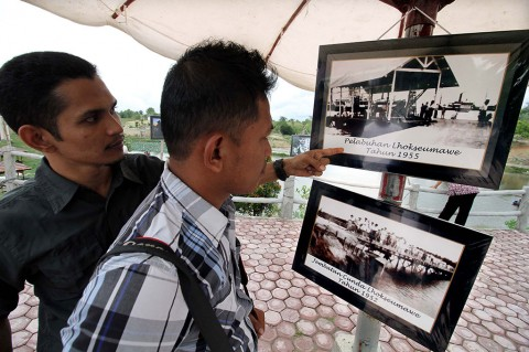 Pameran Foto 'Lhokseumawe Dalam Lensa'