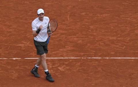 Murray Melenggang ke Perempat Final