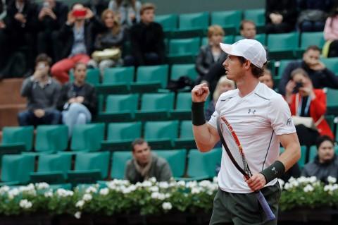 Murray ke Perempat Final Prancis Terbuka