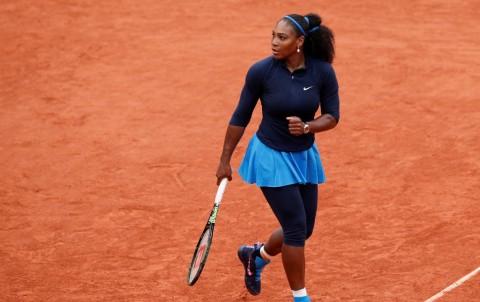 Serena Lolos, Venus Tersingkir di Babak 16-Besar