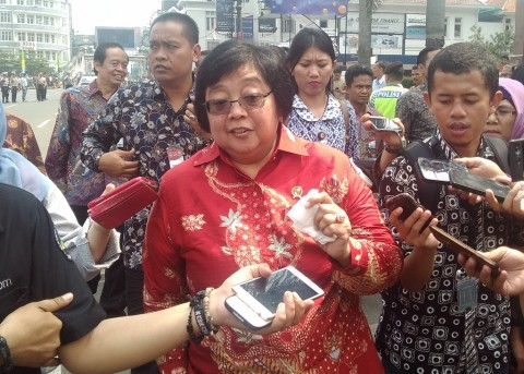 Menteri Siti Beri Ultimatum Pengelola Kebun Binatang Bandung