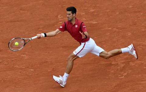 Djokovic Tembus Perempat Final