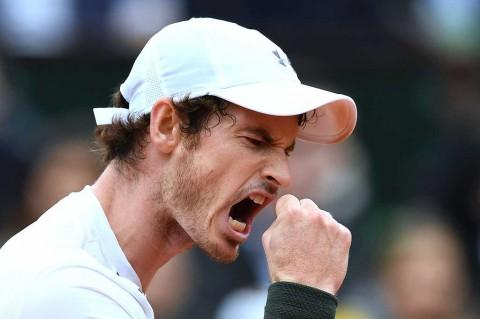 Murray ke Semifinal Prancis Terbuka