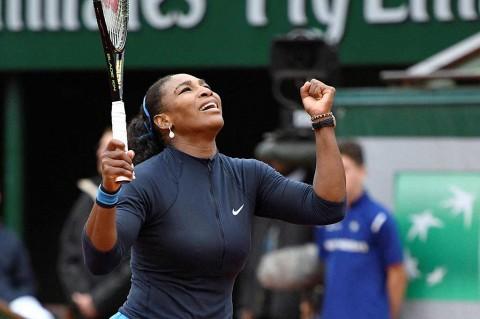 Serena Bertemu Bertens di Semifinal Prancis Terbuka