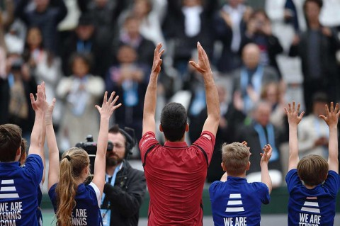 Djokovic Bertemu Murray di Final