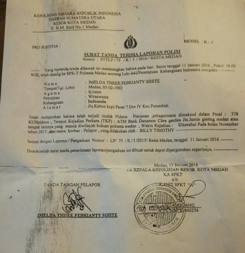 Lapor Penipuan Rp23 Juta Malah Diperas Polisi Rp50 Juta Medcom Id