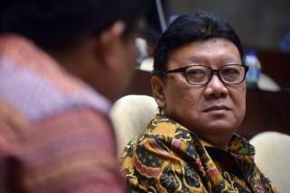 Mendagri Pecat Staf Terkait Insiden 'Komisi Perlindungan Korupsi'