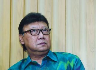 Mendagri Tjahjo Minta Maaf Soal Insiden 'Komisi Perlindungan Korupsi'
