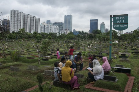 Ini Daftar Retribusi Makam di Jakarta, Paling Mahal Rp100 Ribu