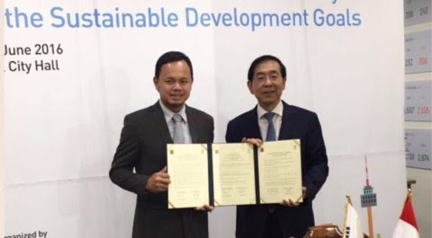 Bogor Establishes Smart City Development Cooperation with Seoul