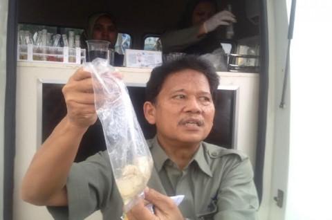 Petugas Temukan Bakso Mengandung Boraks di Ramadan Fair