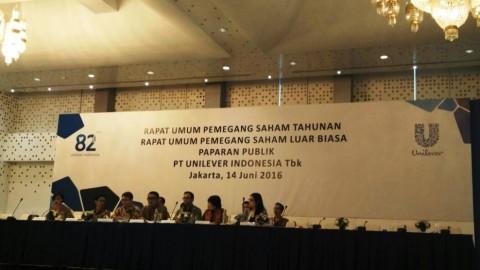 Unilever Bagi Dividen Final Rp3,24 Triliun