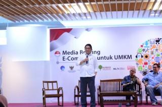 PT Pos dan Nurbaya Intiative Incar 2 Juta UKM Online dalam 2 Tahun